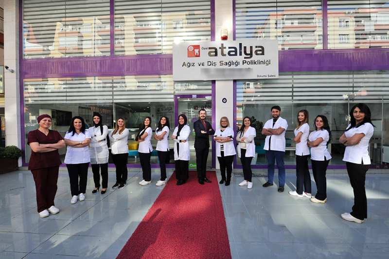 Atalya Dental Dokuma - Dental Clinics in Turkey