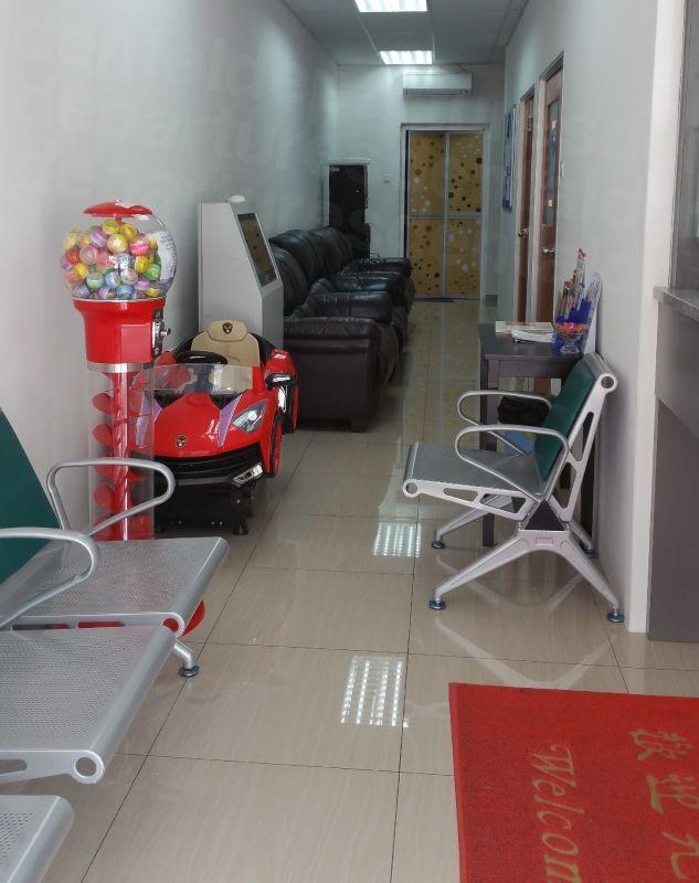 U Dental @ Bukit Indah Clinic in Johor Bahru - Dental Departures