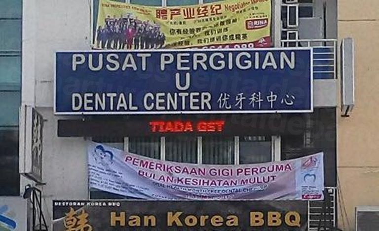 U Dental @ Taman Molek - Dental Clinics in Malaysia