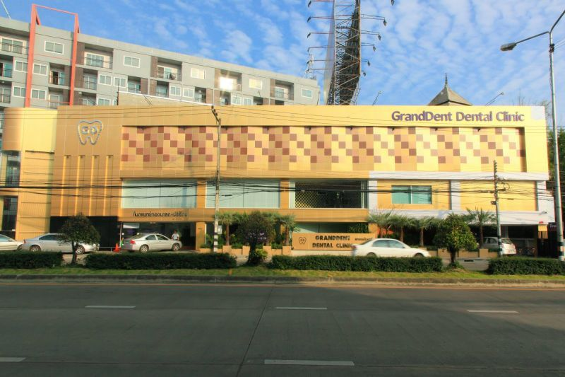 GrandDent Dental Clinic - Dental Clinics in Thailand