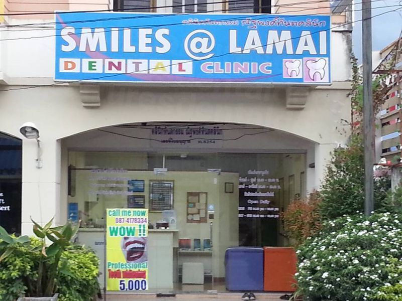Smiles @ Lamai Dental Clinic - Dental Clinics in Thailand