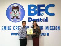 BFC Dental Bangna - Dr's Certificate
