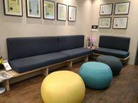 Alpha Dental Clinic - Waiting area