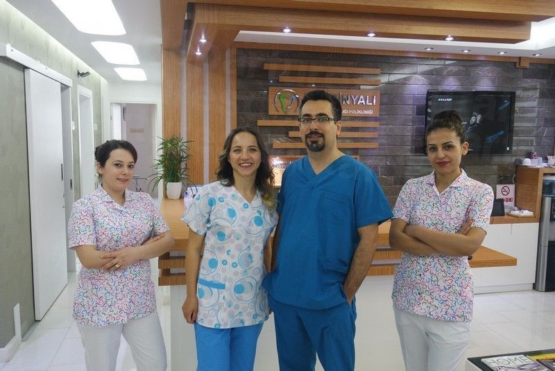 Sirinyali Dental Clinic Antalya