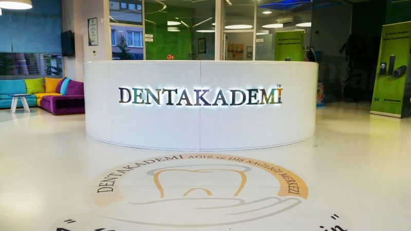 Dentakademi Dental Healthcare Center - Dental Clinics in Turkey