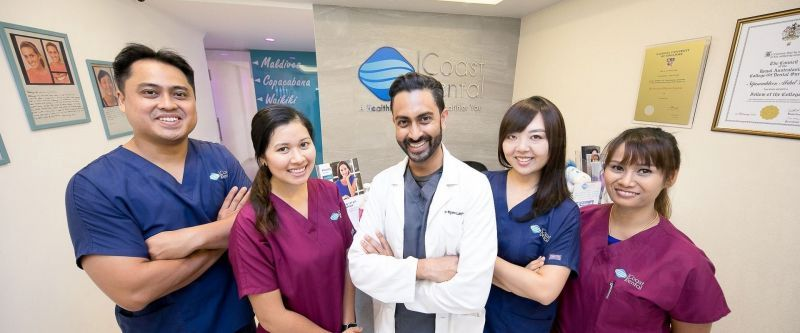 Coast Dental - Dental Clinics in Singapore