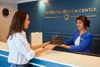 The Dental Design Center - Receptionist