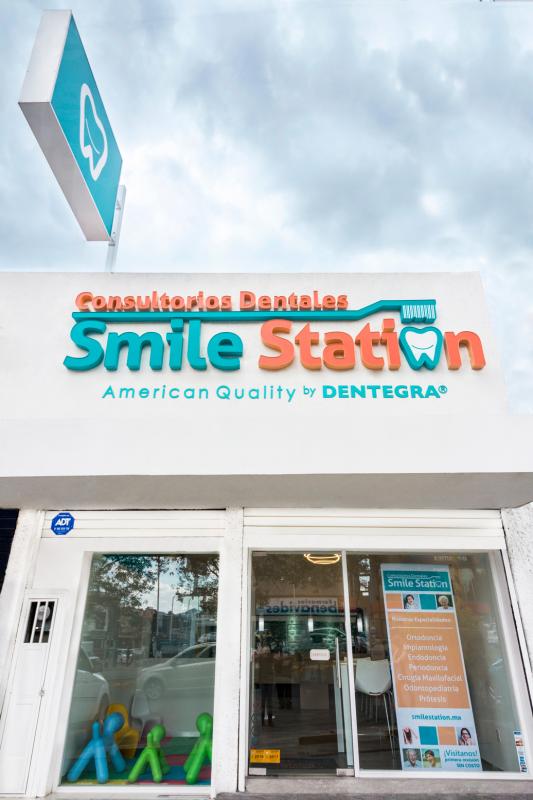 Smile Station - Satelite