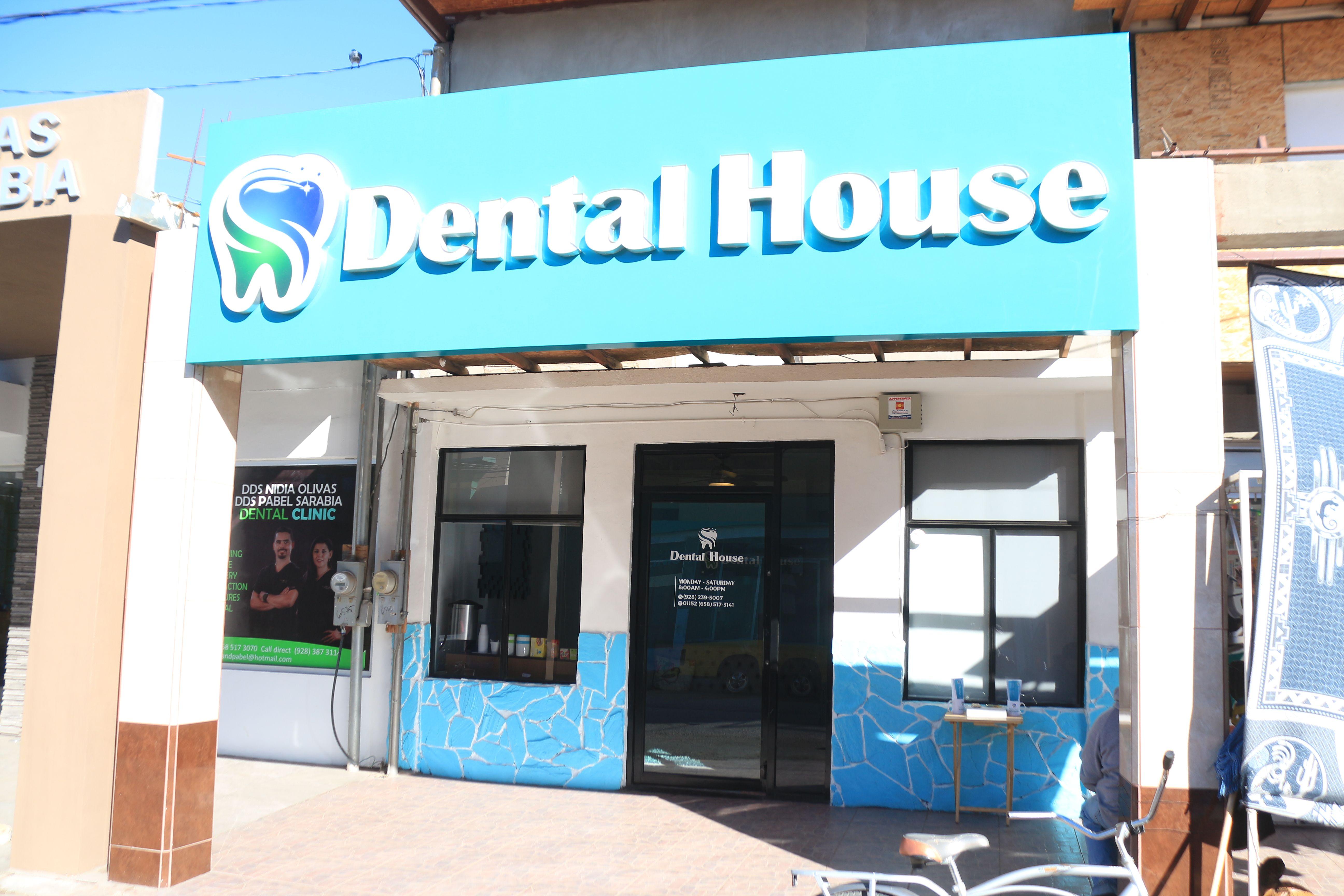 Dental House Algodones