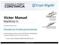 Harmony Dental Studio, Tijuana - Cryst Aligner certification 2018