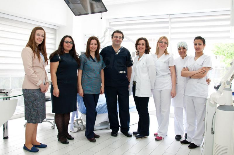 Akademilazer Dental Clinic - Dental Clinics in Turkey