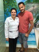 Ocean Dental Specialists, happy customer