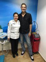 Ocean Dental Specialists, Quintana Roo, proud doctor
