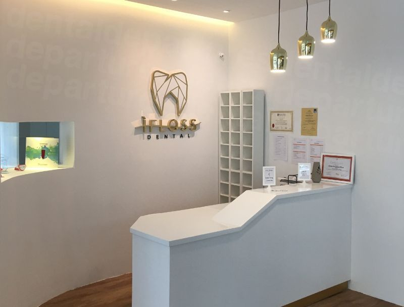 iFloss Dental Clinic - Dental Clinics in Malaysia
