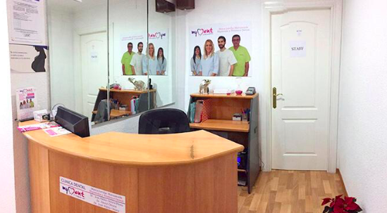 MYDENT - Dental Clinics in Spain