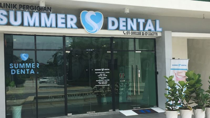 Summer Dental JB - Dental Clinics in Malaysia