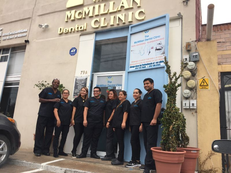 The McMillan Dental Clinic - Dental Clinics in Mexico