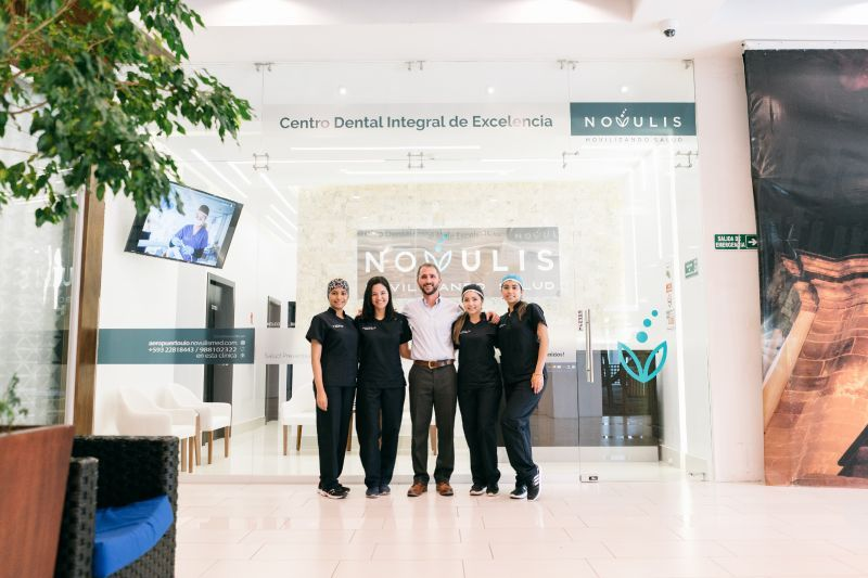 Novulis Quito Airport Dental Center - Dental Clinics in Ecuador