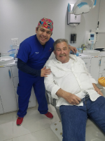 Supreme Dental Clinic, Happy Patient