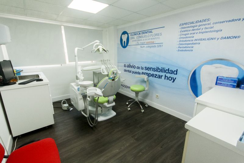 Consuelo Flores Dental Clinic - Dental Clinics in Spain