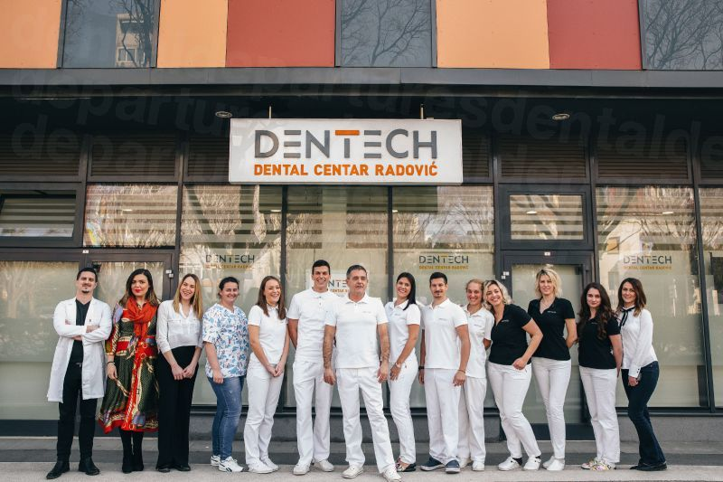 Dentech, dental centar Radović