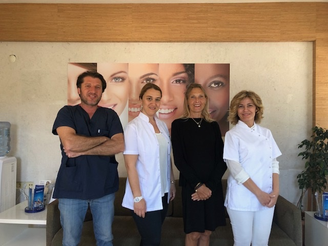 Bodrum Dilek Taskiran Fora Dental Clinic Turkey