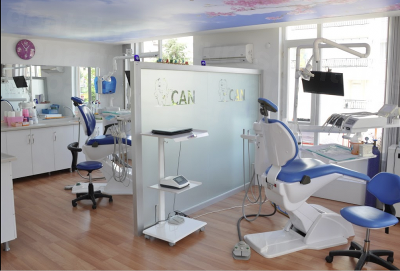 Ozel Can Agız ve Dis Saglıgı Poliklinigi - Dental Clinics in Turkey