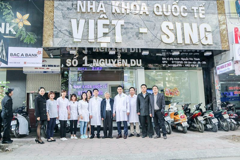 Viet Sing International Dental Clinic - Dental Clinics in Vietnam