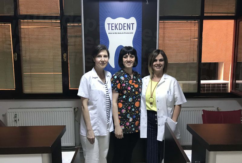 Ozel Tek Agiz Dis Sagligi Poliklinigi - Dental Clinics in Turkey