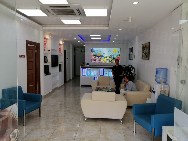 Izmir Private DentOrdu Clinic - Dental Clinics in Turkey