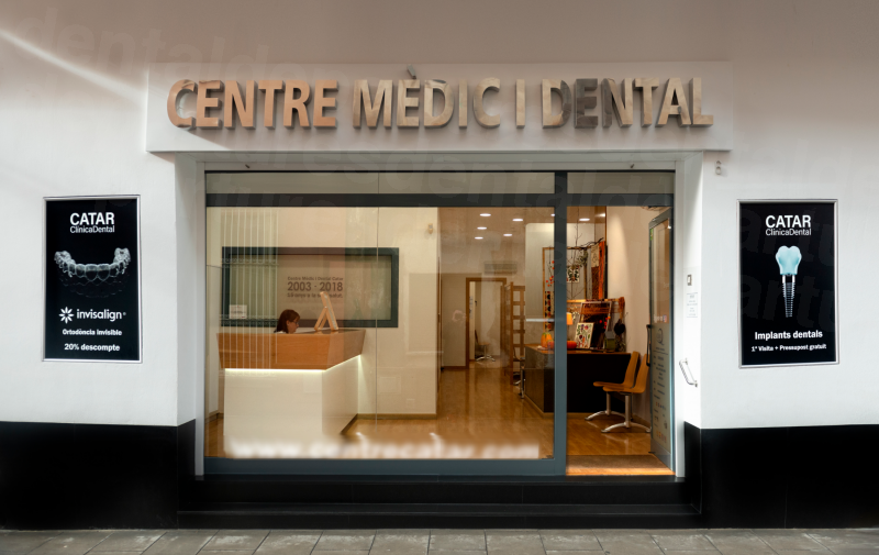 Catar Clinica Dental - Dental Clinics in Spain