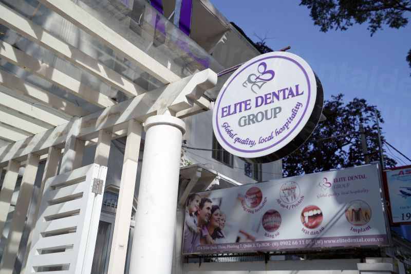 Elite Dental Vietnam (Tran Quoc Thao) - Dental Clinics in Vietnam
