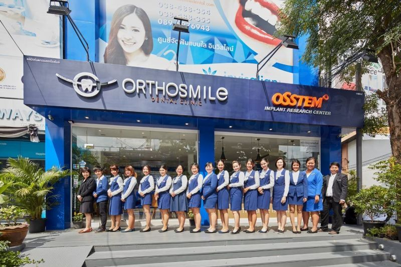 OrthoSmile Dental Clinic - Dental Clinics in Thailand