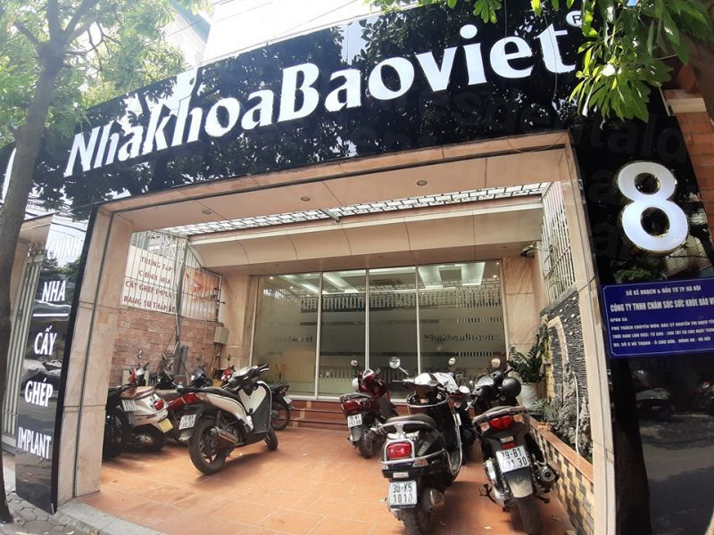 Baoviet Dental Clinic (Dong Da) - Dental Clinics in Vietnam