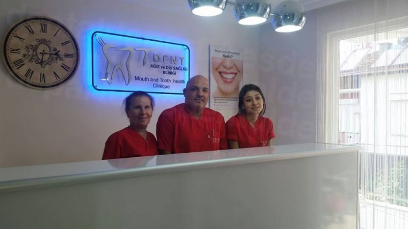Dentist Tufan Evrensoglu - Dental Clinics in Turkey