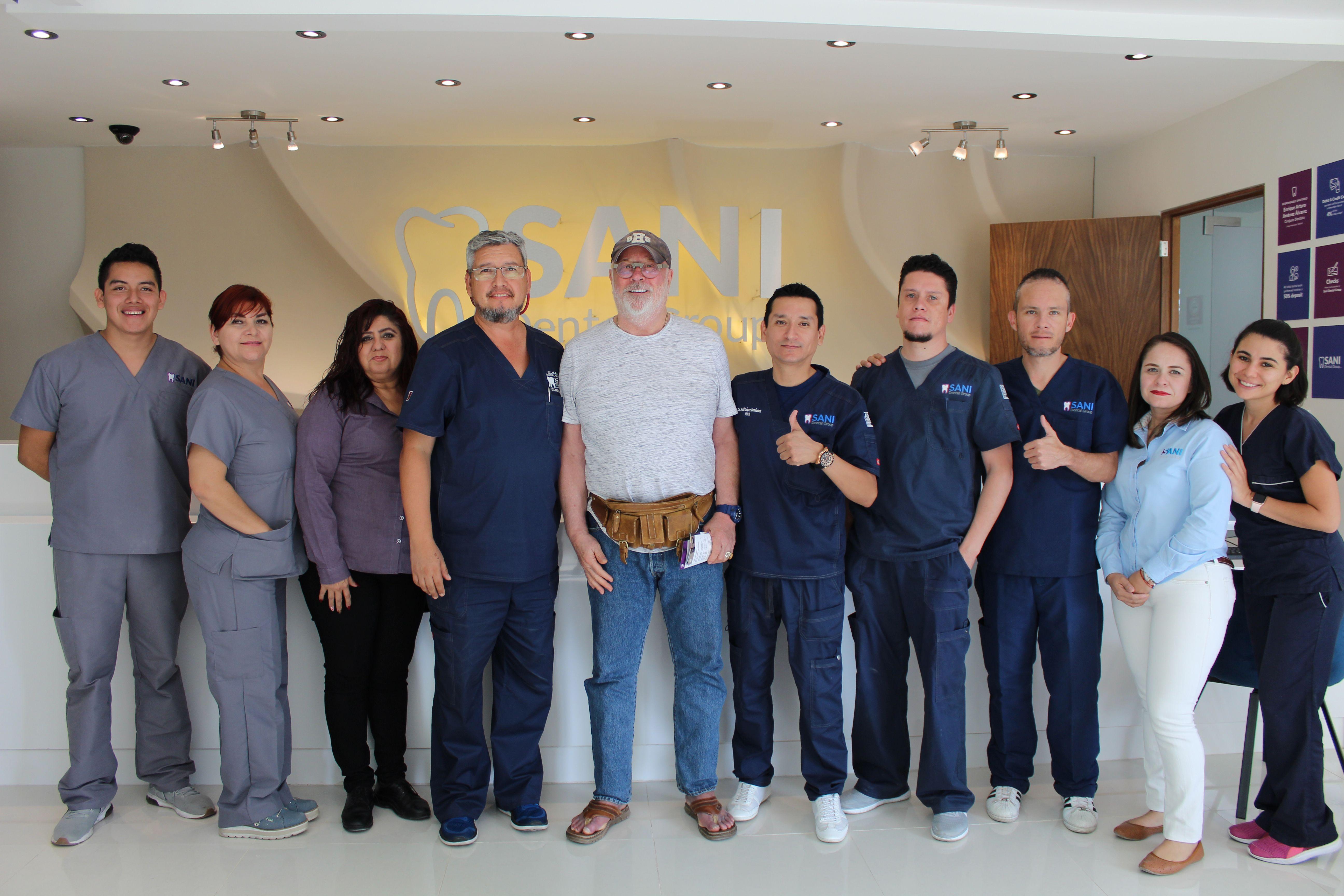 Sani Dental Group Cancun Riviera