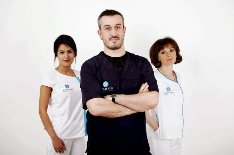 Confident Dental Clinic Tbilisi