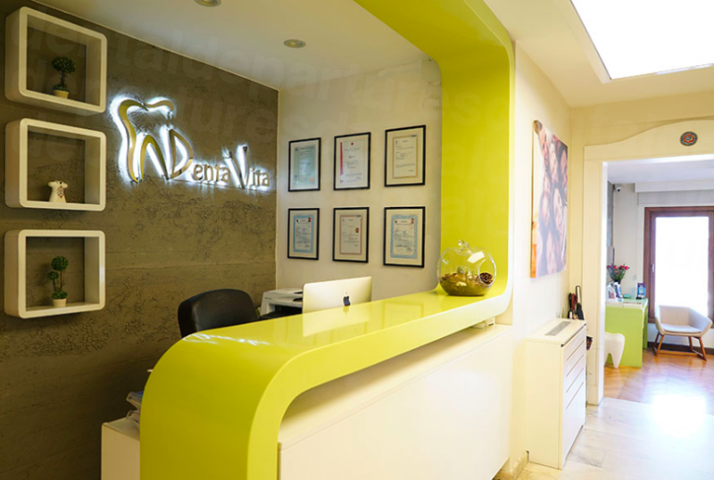 Dentavita Dental Clinic - Dental Clinics in Turkey