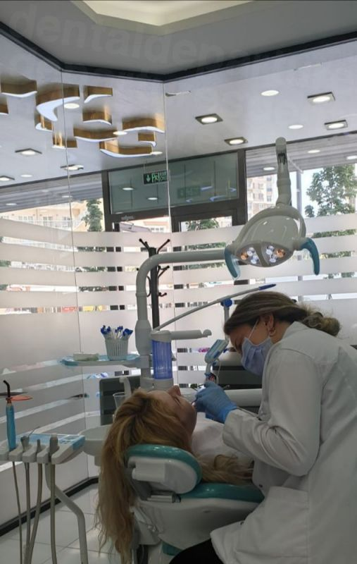 Golden Smile Dent Istanbul