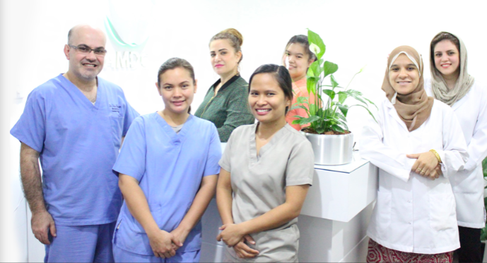 American Medical and Dental Center Dubai