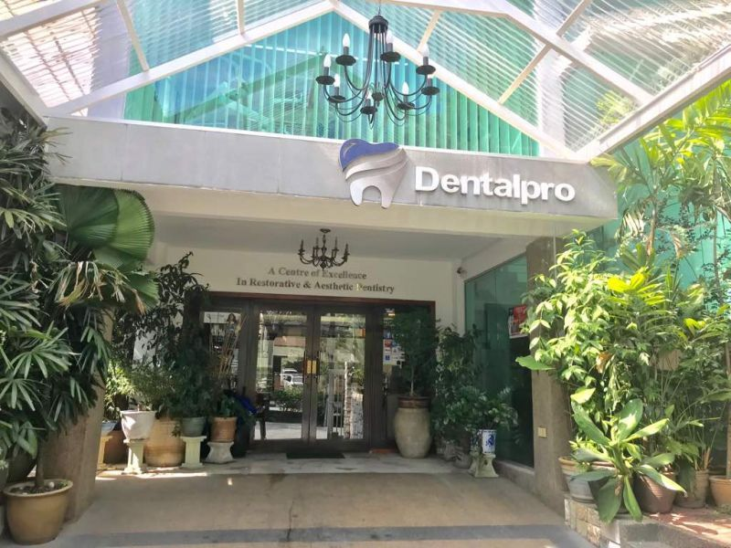 Dentalpro Dental Specialist Centre - Dental Clinics in Malaysia