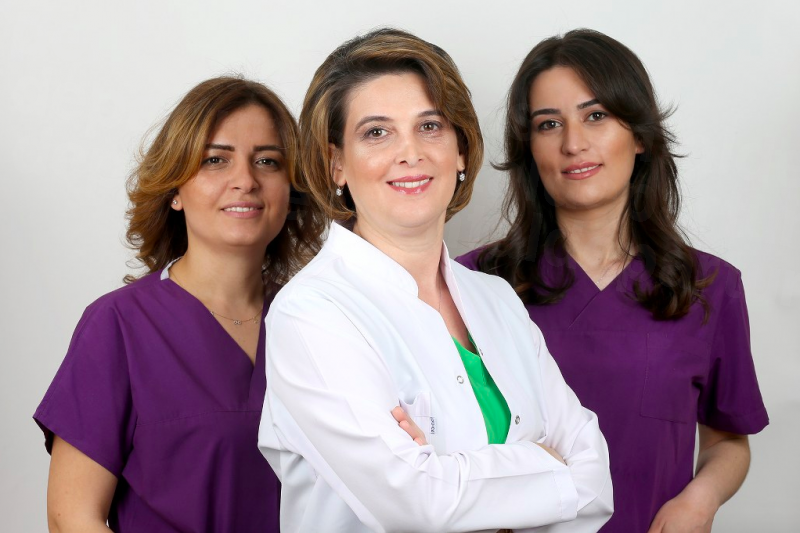 Ebru Kucuk Ersan Dental Clinic