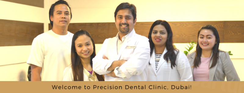 Precision Dental Clinic - Dubai