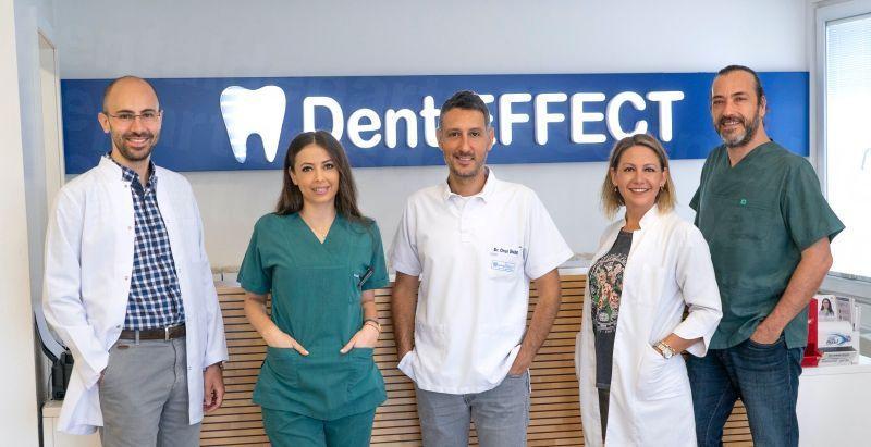 Dent Effect Istanbul Turkey