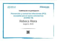 Bokanova Riviera Maya COVID-19 Infection and Prevention Control Certification