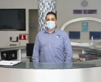Sani Dental Group, front desk