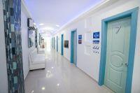 Sani Dental Group, waiting area hallway