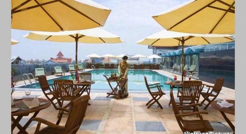 Pearl River Hai Phong Hotel