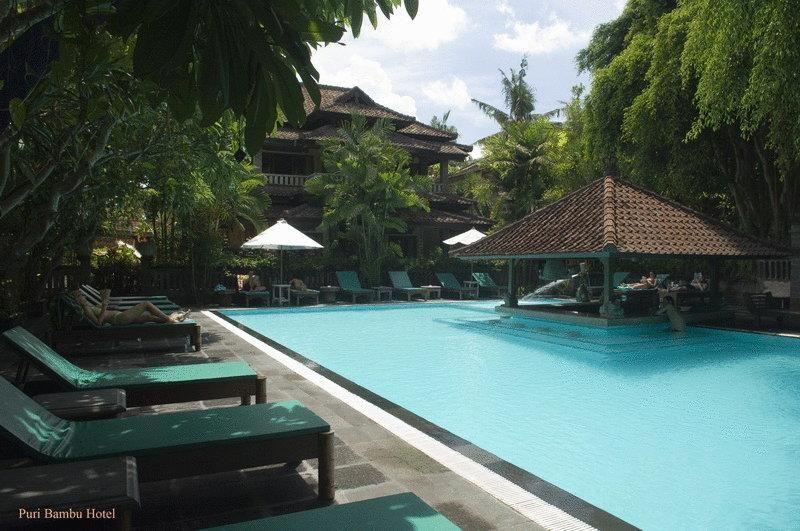 Hotel Puri Bambu