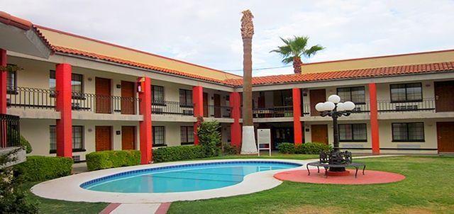 Hotel Colonial Ciudad Juarez Chihuahua
